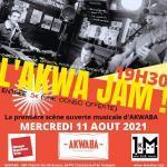 Jam Session AKWA'JAM - Akwaba (Gadagne)