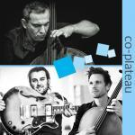 Claude Tchamitchian solo / Anthony Jambon & Guillaume Latil