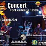 Concert Rock en lengo nostro - Forum des Aulnes (st Martin de Crau)