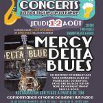Concert MERCY DELTA BLUES - La Boutique de la Bière (St Tulle)