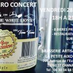 The White Lions/Tom Tom - La Petite Aixoise